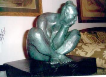 Subject Bronze Replica