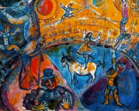 Chagall Circus